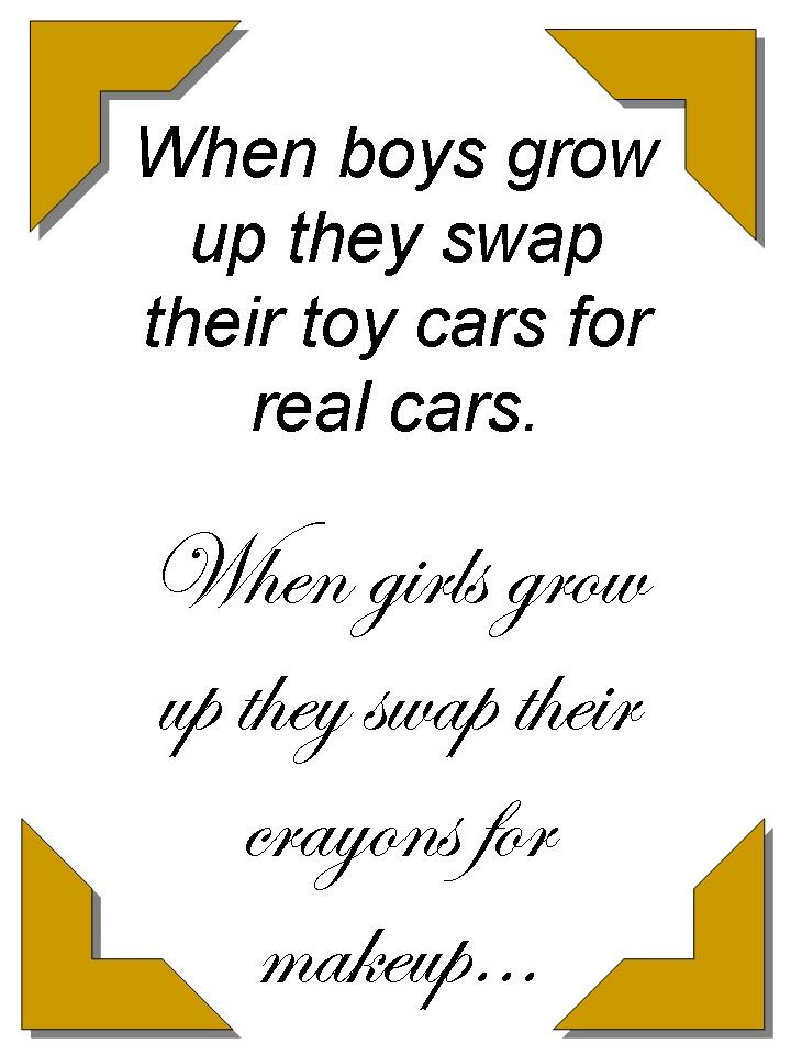 The REAL difference between boys and girls...:) #boys #girls #difference345