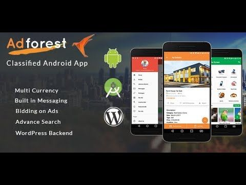 👌 check it out our #Adforest #Classified #Apps #for