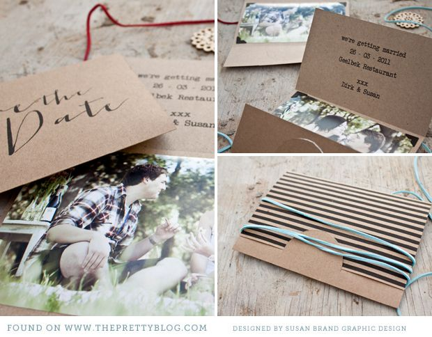 Save the Date {Free Printable} - The Pretty Blog