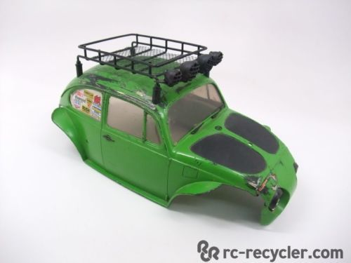 Inspiration2 144 pinterest item descriptionthis is a tamiya 110 scale sand scorcher vw bug hardshell custom painted body features integy metal luggage roof rack with light buckets mozeypictures Images