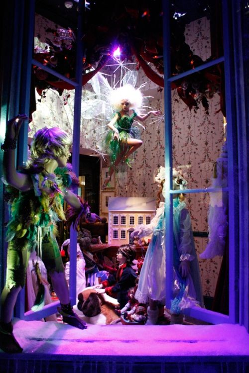 SCAD Fashion Department Blog » Holiday Windows