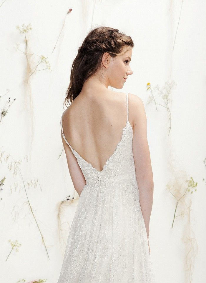 ... -trends  Brautkleid Hochzeitskleid Braut atemberaubend modern spitze