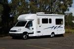 Winnebago Esperance - motorhoming around Australia