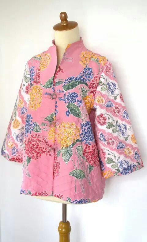 Batik jacket