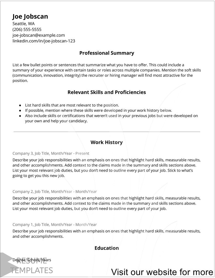 creative resume examples in 2020 Resume template, Resume