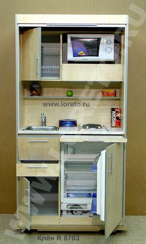 мини-кухни цвет ДЕРЕВО фото 35