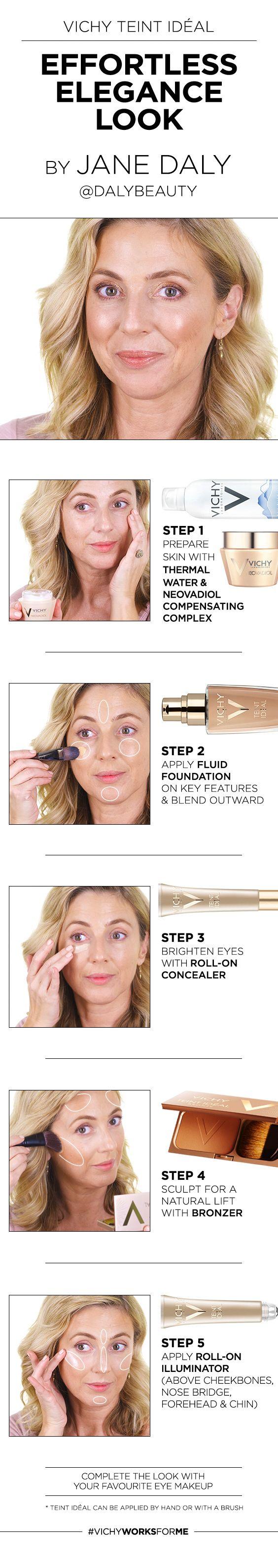 Find your Teint Idéal: http://www.vichy.ca/en/makeup-teint-ideal-info