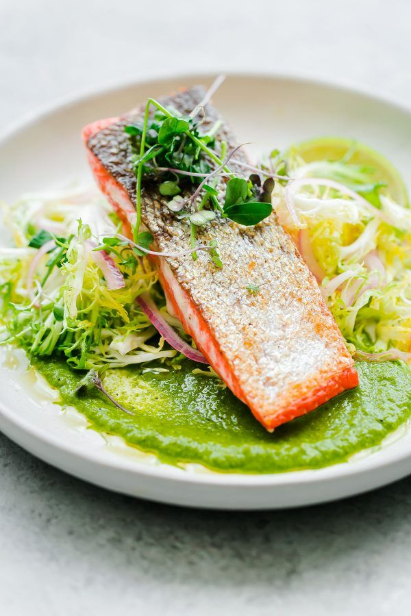 Easy salmon entree recipes
