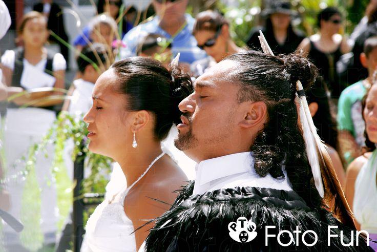 Maori Wedding celebration in Marae, Te Aroha & Body