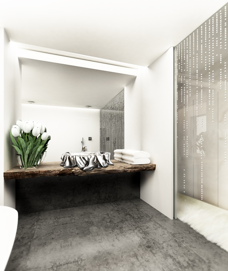 www.mihaela-damian.com  Luxury bathroom Interior
