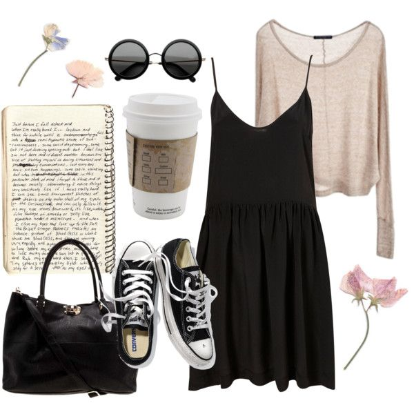 A fashion look from January 2013 featuring Brandy Melville sweaters, Victoria's Secret sneakers and Urban Originals handbags. Browse and shop related looks.