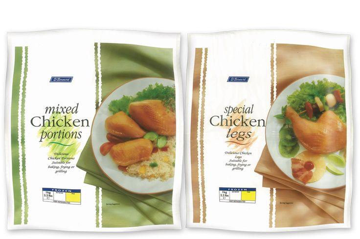 Packaging design for  Diunnes Stores range.