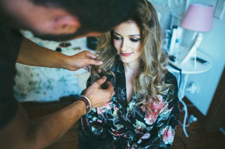 Portugal Destination Wedding Planning - Amor Pra Sempre - Pedro Ferreira Hair Stylist