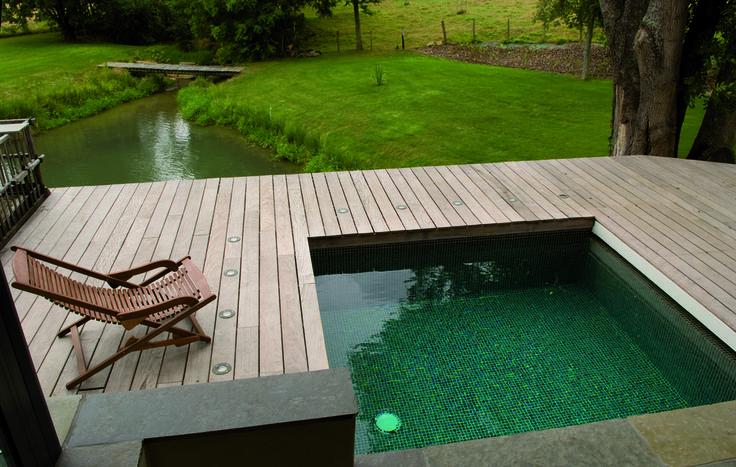 petite piscine piscines carr bleu maison ext tieur pinterest colors the o 39 jays and pools. Black Bedroom Furniture Sets. Home Design Ideas