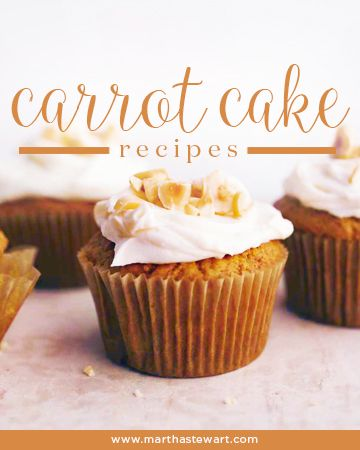 Martha stewart carrot cake recipe