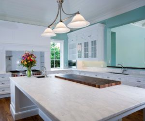 How To Clean Up Stains From Cultured Marble Counters And