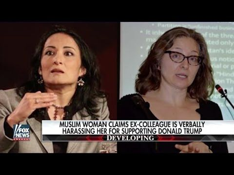 Kelly File – Asra Nomani Speaks About Verbal Abuse from Professor - YouTube