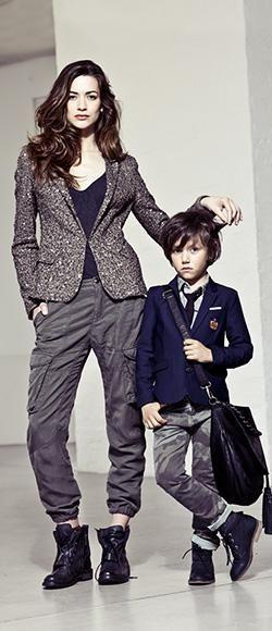 IKKS Mum & Kid