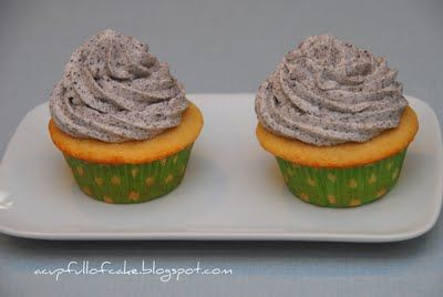 Recipes for just 2 cupcakes, for when you don't want 2 dozen. :)