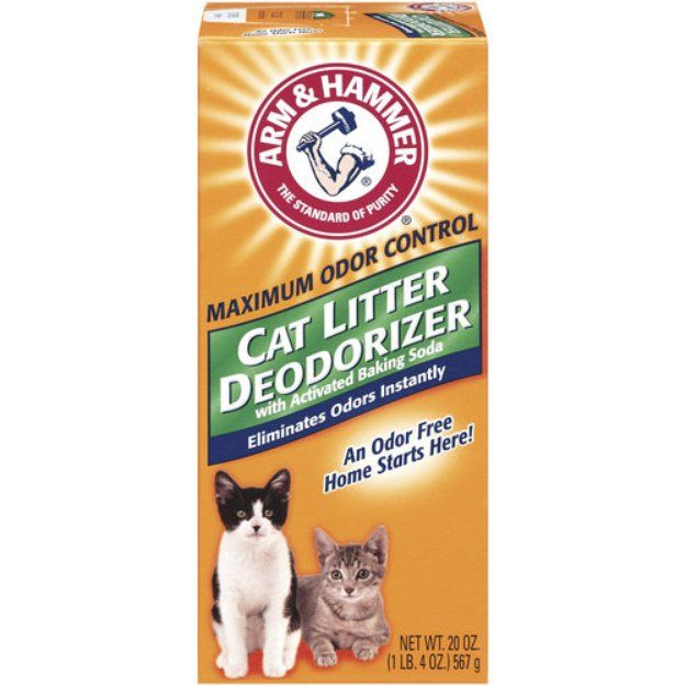 Arm & Hammer Cat Litter Deodorizer with Baking Soda