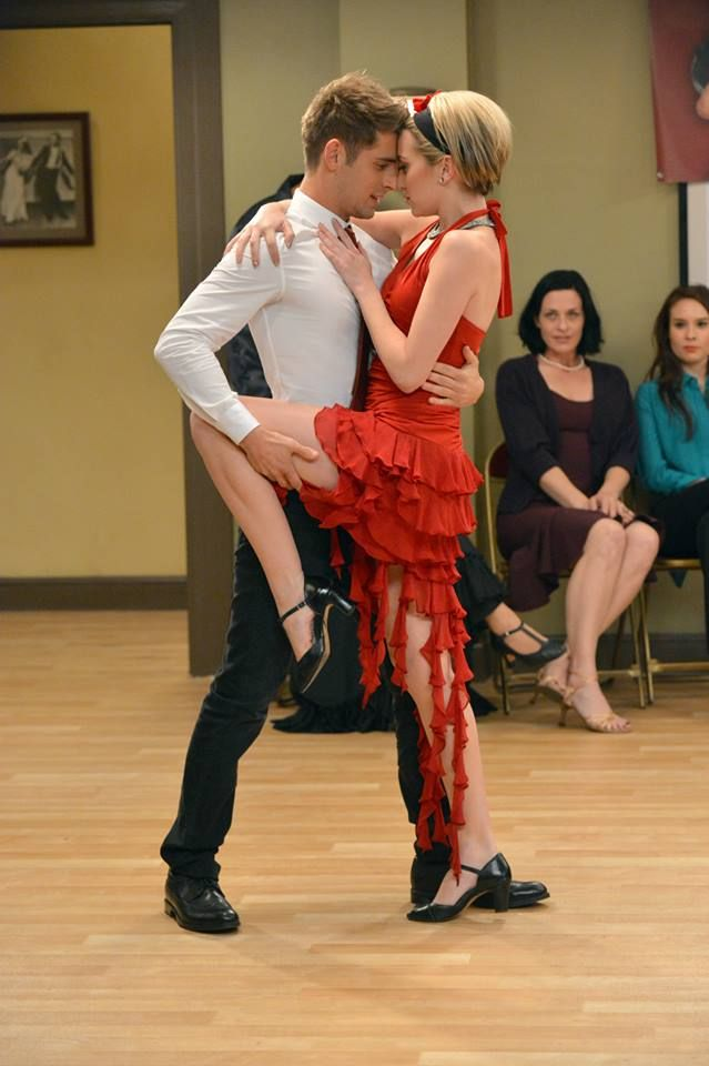 "S3 Ep17 ""Flirty Dancing"" - Riley and Ben"