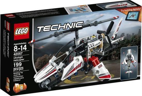Lego : Technic : L'hélicoptère ultar léger - Castello | Jeux et Jouets