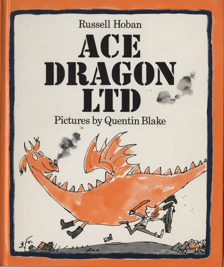 One day John bumps into a dragon wearing wellington boots whilst traveling on the Underground. After introducing themselves to each other they decide to have a fight, best of three.First edition.