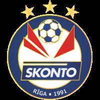 Skonto FC Rīga - Latvia - Skonto futbola klubs - Club Profile, Club History, Club Badge, Results, Fixtures, Historical Logos, Statistics