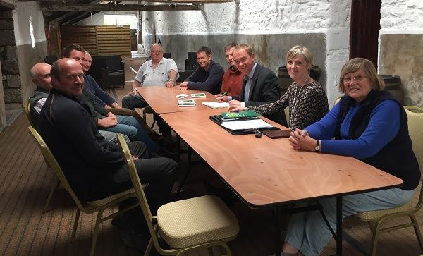 Drainage doors must be cleared to reduce flood risk http://www.cumbriacrack.com/wp-content/uploads/2016/10/20161003-Farmers-Meeting.jpg South Lakeland MP Tim Farron is calling on the Environment Agency to do more to ensure that the drainage doors are maintained    http://www.cumbriacrack.com/2016/10/10/drainage-doors-must-cleared-reduce-flood-risk/