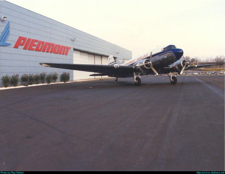 44 best piedmont airlines images on pinterest airplanes plane douglas c 47 skytrain dc 3 aircraft picture sciox Image collections