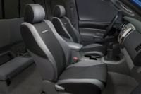 SEAT COVERS, BUCKET SEAT, GRAPHITE - 2008 Toyota Tacoma (PT2183505901)