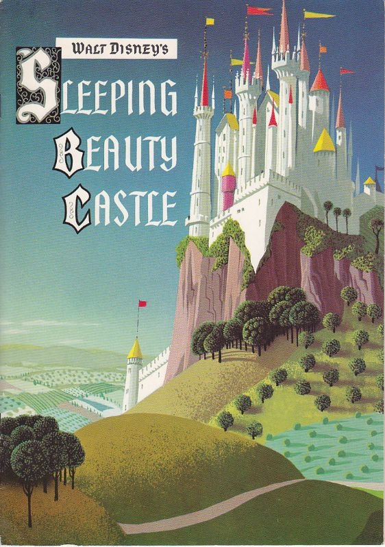 Sleeping Beauty's Castle http://MickeysForum.com become a member