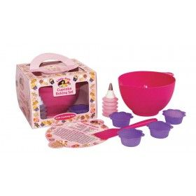Everybody loves cupcakes, and this set contains all the tools you need to make scrumptious little cakes for yourself. £14.99