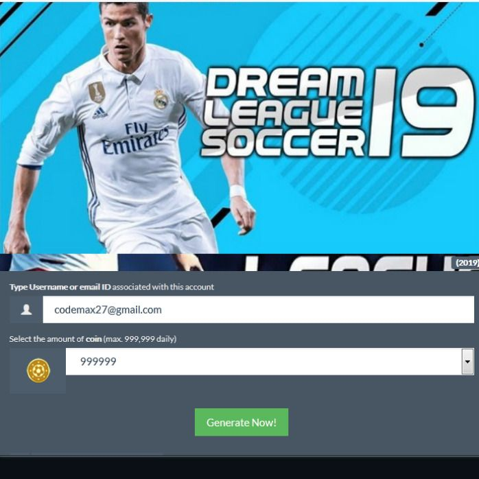 Dream League Soccer 2020 Hack Cheats Get Unlimited Coins Online Generator Android Pc Ios In 2020 League Soccer Generation