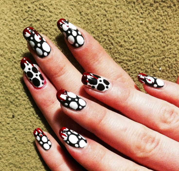 My nails style... My work 06