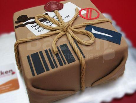 Envío por paquetería Pasteles de Fondant, Pasteles de Fondant en Guadalajara, Pasteles de Fondant en Zapopan