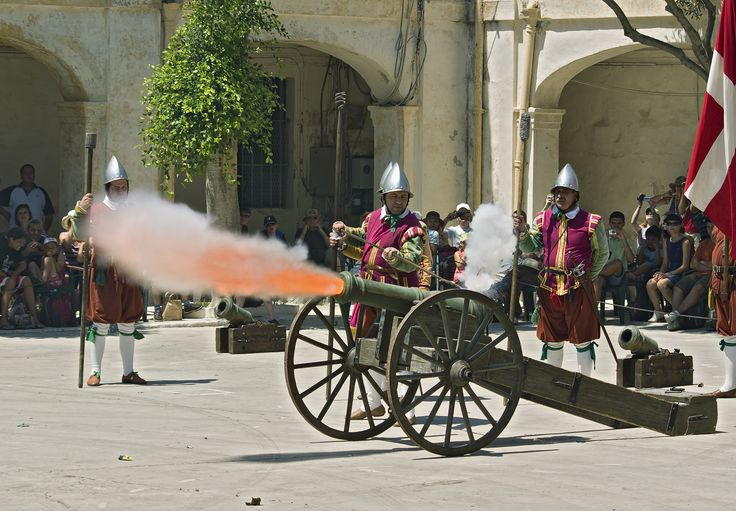 ALARME is a military re-enactment that portrays the #historic and turbulent occupancy of #Malta by French troops, following #Napoleon's landing and conquest of the islands in 1798-1800.