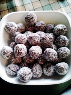 "Sugarfree ""Coco balls"" :)"