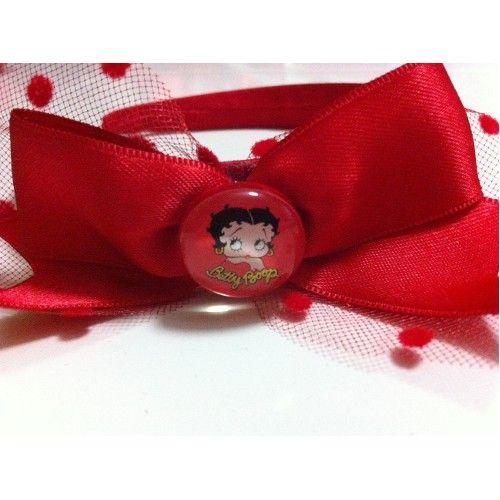 Paper Faces Sarı Betty Boop Yazılı, Kırmızı Kalın Taç 18,00 TL ile n11.com'da…