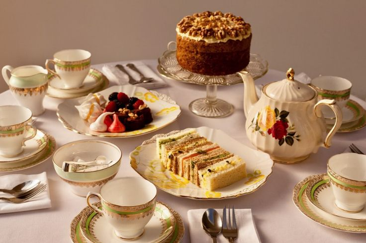 Afternoon Tea Catering London