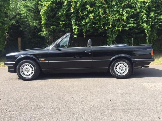 Used 1988 BMW E30 3 Series [82-94] for sale in Herts from Adrian Alken.