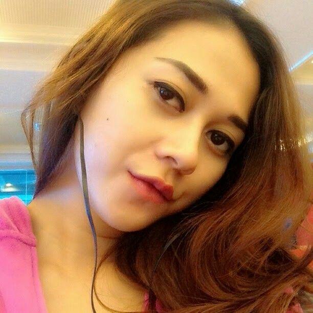 Foto selfie aura kasih