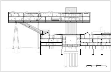 Alsop Architects Sharp Centre for Design Toronto, Canada