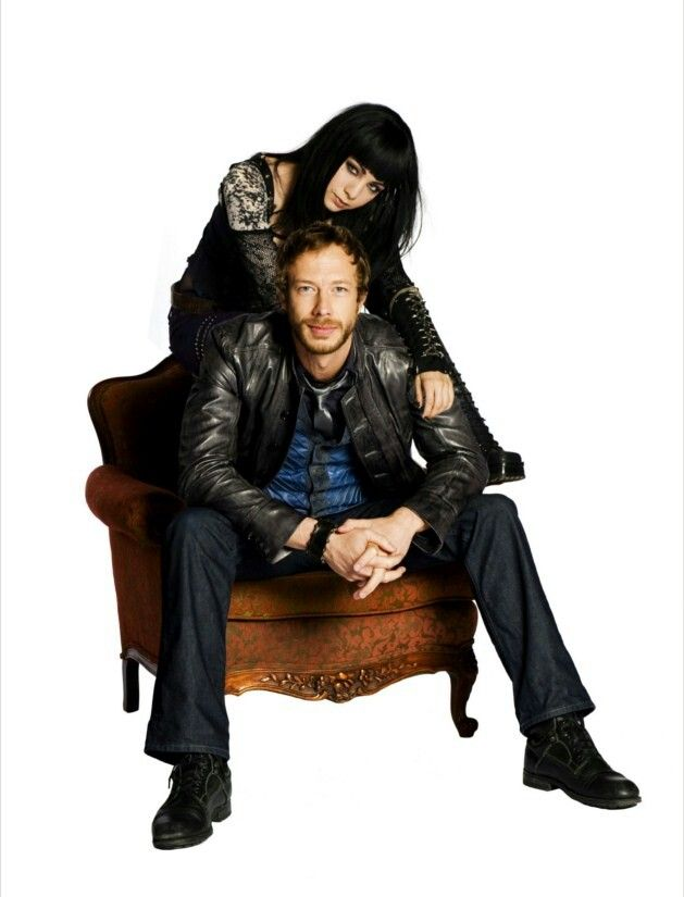 Lost Girl  A lot of people think I'm crazy and I know Dyson's heart belongs to Bo but i see more chemistry between Kenzi and Dyson.