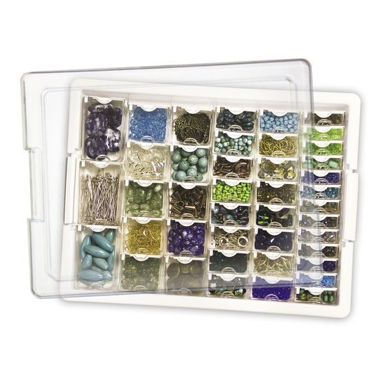 Tray For Assorted Beads Different sizes! currently not avail. online and some stores 39.99 retail and 19.99 sale