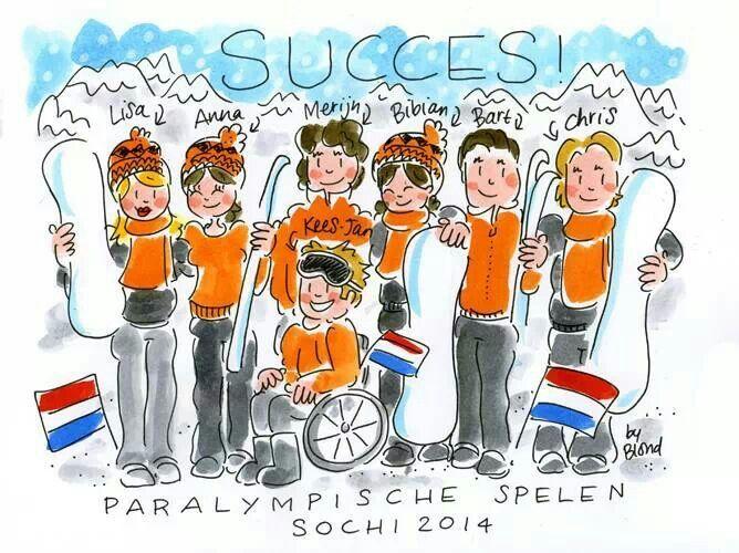 Paralymische winterspelen