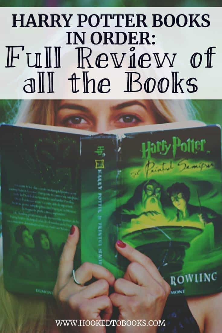 Full Review Of The Entire Harry Potter Book Series In Order