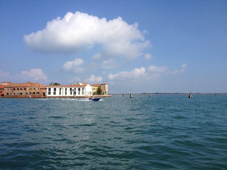 Galleggiando in Venezia