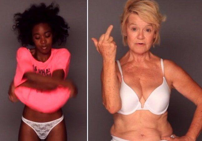"""Você liga a televisão e é invadido por comerciais cheios de mulheres perfeitas: magras, com bundas e seios grandes e nenhuma celulite, é claro. Isso sem contar aquele bronzeado casual, rostos livres de imperfeições e cabelos sempre arrumados. Não, tem algo errado aí: é só sair na rua para perceber que as mulheres reais não são assim. Para combater esse estereótipo, mandar o Photoshop bem longe e mostrar """"como se parece uma feminista"""", o vídeo Feministas x Photoshop convida mulheres de todos…"""
