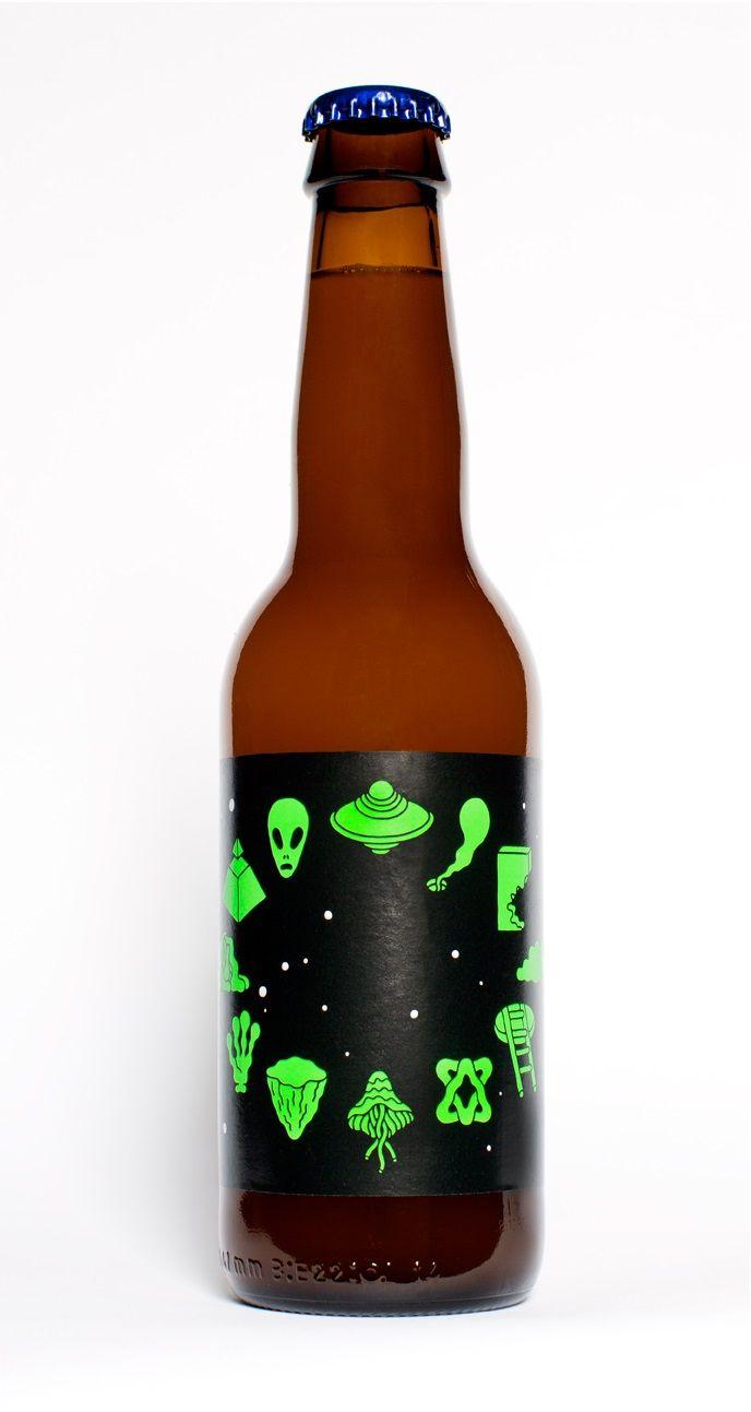 Omnipollo Zodiak IPA, India Pale Ale (IPA) 6,2% ABV (De Proefbrouwerij, Stocolmo, Suecia) [enero 2018]
